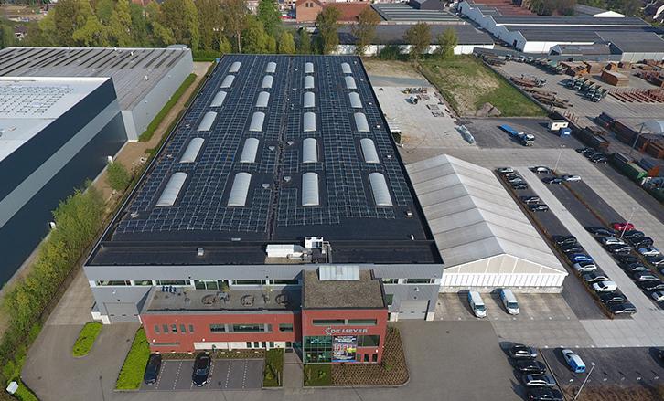 Demeyer-Construct-Temse-SunPower-MR-Solar