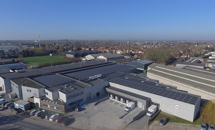 Hofkip-Menen-SunPower-MR-Solar