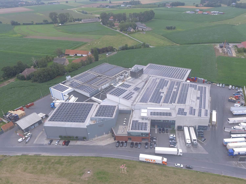 Kipco Damaco-Industrie-MR Solar-zonnepanelen-in de kijker