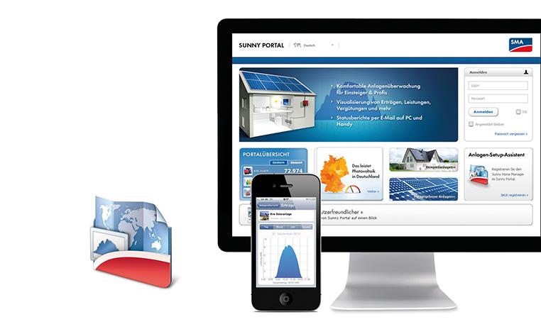 SMA-monitoring-MR Solar