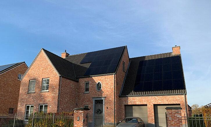 SunPower M3 375 Wc Full Black<br>Heusden-Zolder